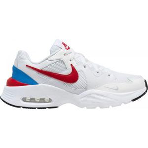 Nike AIR MAX FUSION bílá 12 - Pánská volnočasová obuv