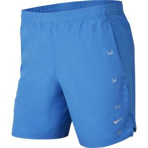 Nike CHLLGR 7IN BF PO GX FF M modrá XL - Pánské běžecké šortky
