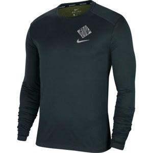 Nike PACER CREW WR GX M  M - Pánské běžecké triko s dlouhým rukávem