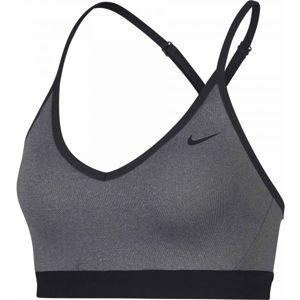 Nike INDY BRA šedá M - Dámská sportovní podprsenka