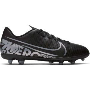 Nike JR MERCURIAL VAPOR 13 CLUB FG-MG černá 4 - Dětské kopačky