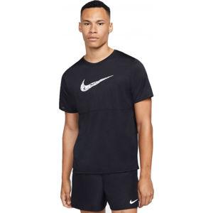 Nike BREATHE RUN TOP SS WR GX M  S - Pánské běžecké tričko