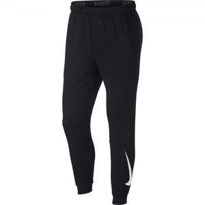 Nike M NK DRY PANT TAPER FLC NKE černá XL - Pánské kalhoty
