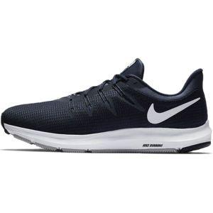 Nike QUEST tmavě modrá 10 - Pánská běžecká bota