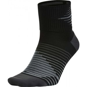 Nike QUARTER SOCK černá 34-38 - Běžecké ponožky