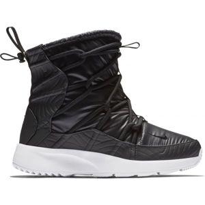 Nike TANJUN HIGH RISE černá 9.5 - Dámské zimní boty
