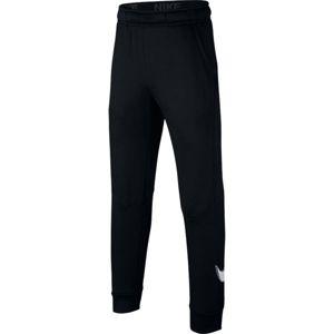 Nike THRMA PANT GFX černá XL - Chlapecké sportovní tepláky