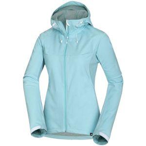 Northfinder ARIELLE modrá XS - Dámská softshellová bunda