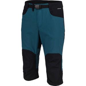 Northfinder NOJTON modrá S - Pánské 3/4 kalhoty