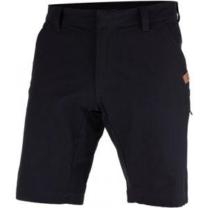 Northfinder REWONT černá XL - Pánské šortky