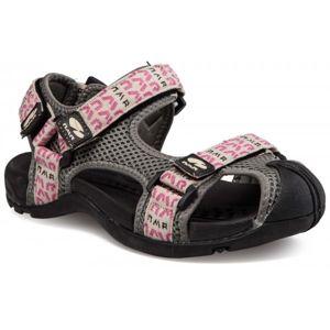 Numero Uno SIRET L růžová 41 - Dámský trekový sandál