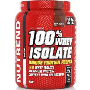 Nutrend 100% WHEY ISOLATE 900G ČOKOLÁDA  NS - Protein
