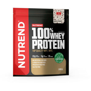 Nutrend 100% WHEY PROTEIN 1000 g COOKIES-CREAM   - Protein