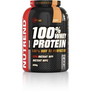 Nutrend 100% WHEY PROTEIN 2250G BISCUIT  NS - Protein