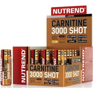 Nutrend CARNITINE 3000 SHOT ANANAS  NS - L -carnitine