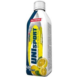 Nutrend UNISPORT 1L CITRON   - Sportovní nápoj