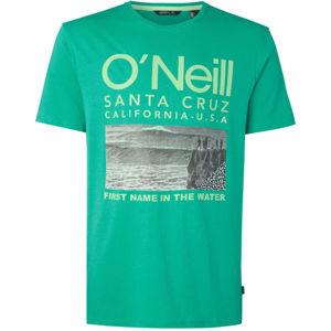 O'Neill LM SURF T-SHIRT zelená XL - Pánské tričko