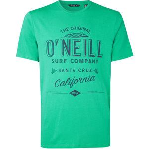 O'Neill LM MUIR T-SHIRT zelená S - Pánské tričko