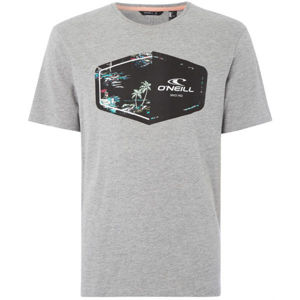 O'Neill LM MARCO T-SHIRT šedá S - Pánské tričko