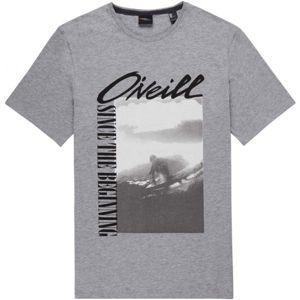 O'Neill LM FRAME T-SHIRT šedá S - Pánské tričko