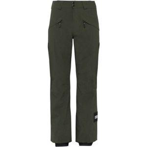 O'Neill PM QUARTZITE PANTS tmavě zelená XXL - Pánské snowboardové/lyžařské kalhoty