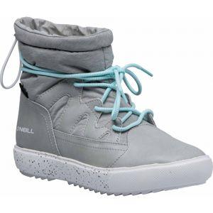 O'Neill BELLA šedá 36 - Dámské zimní boty