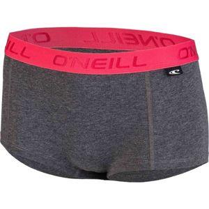 O'Neill SHORTY STRIPES 2-PACK černá S - Dámské spodní kalhotky