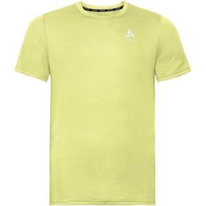 Odlo T-SHIRT S/S CERAMICOOL zelená M - Pánské tričko