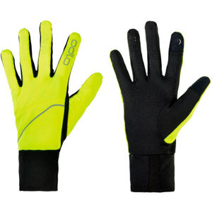 Odlo GLOVES INTENSITY SAFETY LIGHT  L - Rukavice