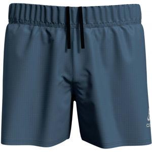 Odlo SHORTS MILLENNIUM modrá L - Pánské šortky