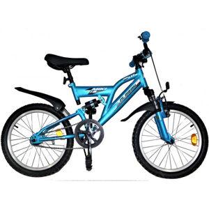 Olpran MIKI 18 modrá NS - Celoodpružené dětské horské kolo