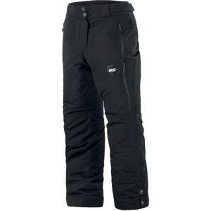 Picture MIST černá 6 - Dětské zimní kalhoty
