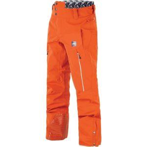 Picture OBJECT oranžová L - Pánské zimní kalhoty