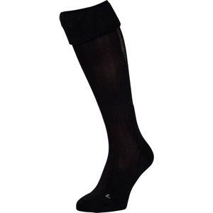 Private Label UNI FOOTBALL SOCKS 28 - 31 černá 28-31 - Dětské fotbalové stulpny