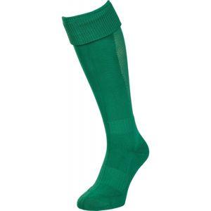 Private Label UNI FOOTBALL SOCKS 28 - 31 zelená 28-31 - Dětské fotbalové stulpny