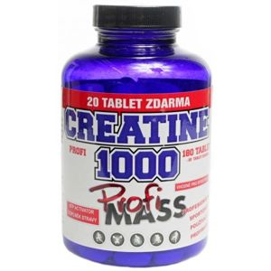 Profimass PROFI CREATINE 1000 180+20 TABLET  NS - Kreatin