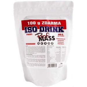 Profimass PROFI ISO DRINK 400+100G CITRON  NS - Nápoj v prášku