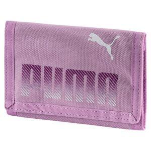 Puma PLUS WALLET růžová UNI - Peněženka