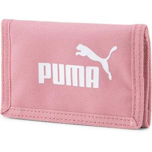 Puma PHASE WALLET růžová UNI - Peněženka