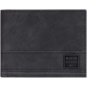 Quiksilver NEW STITCHY WALLET černá M - Pánská peněženka