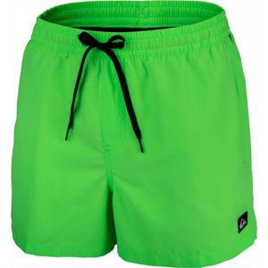 Quiksilver EVERYDAY VOLLEY 15 zelená M - Pánské koupací šortky