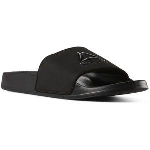 Reebok FULGERE SLIDE černá 11 - Pánské pantofle
