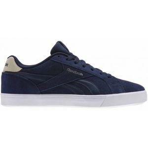 Reebok ROYAL COMPLETE 2LS modrá 11 - Pánská obuv pro volný čas