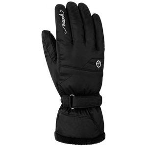 Reusch LAILA černá 6 - Volnočasová dámská rukavice