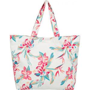 Roxy ANTI BAD VIBES PRINTED bílá UNI - Dámská taška