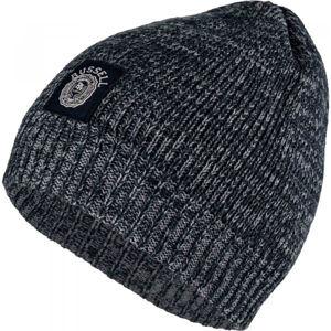 Russell Athletic ZIMNÍ ČEPICE černá UNI - Zimní čepice