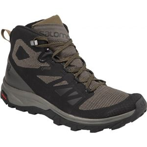 Salomon OUTLINE MID GTX  9 - Pánská hikingová obuv