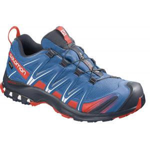 Salomon XA PRO 3D GTX modrá 11.5 - Pánská trailová obuv