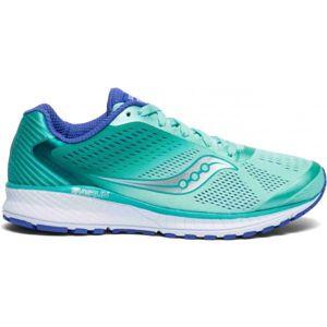 Saucony BREAKTHRU 4 W zelená 6.5 - Dámská běžecká obuv
