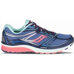 Saucony GUIDE 9 W fialová 7 - Dámská běžecká obuv